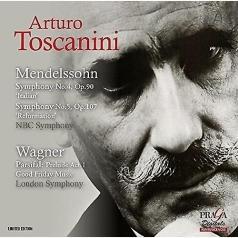 Arturo Toscanini (Артуро Тосканини): In Memoriam A. Toscanini/Nbc Symphony Orchestra & London Symphony Orchestra