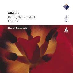 Daniel Barenboim (Даниэль Баренбойм): Iberia Books 1, 2 & Espana