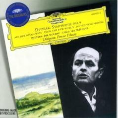 Ferenc Fricsay (Ференц Фричаи): Dvorak: Symphony No.9/ Smetana: The Moldau