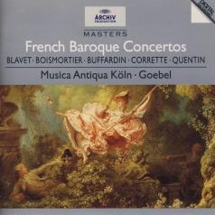 Reinhard Goebel (Рейнхард Гёбель): French Baroque Concertos