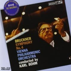 Karl Böhm (КарлБём): Bruckner: Symph.4