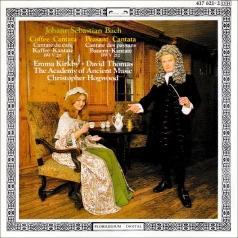 Christopher Hogwood (Кристофер Хогвуд): Bach: Coffee Cantata; Peasant Cantata