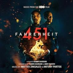 Music From Hbo Film: Fahrenheit 451