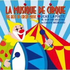 Jean Laporte (Джин ЛаПорта): The Best Of Circus Music - Jean Laporte