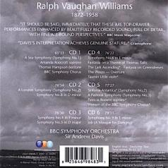 Andrew Davis (Эндрю Дэвис): Symphonies Nos 1 - 9 & Orchestral Works