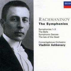 Владимир Ашкенази: Rachmaninov: The Symphonies etc.