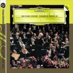 Herbert von Karajan (Герберт фон Караян): Strauss: New Year's Concert In Vienna 1987