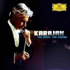 Herbert von Karajan (Герберт фон Караян): The Music - The Legend