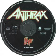 Anthrax (Антракс): Live: The Island Years