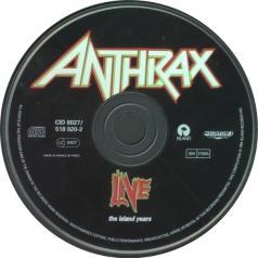 Anthrax (Антракс): Live: The Island Years