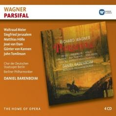 Daniel Barenboim (Даниэль Баренбойм): Parsifal