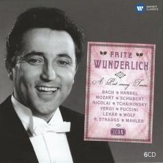Wunderlich Fritz (Фриц Вундерлих): Icon: Fritz Wunderlich
