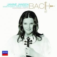 Janine Jansen (Янин Янсен): Bach:Inventions & Partitas