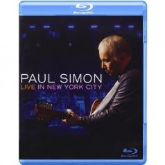Paul Simon (Пол Саймон): Live In New York City