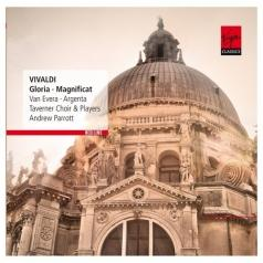 Andrew Parrott (Эндрю Пэрротт): Gloria, Magnificat