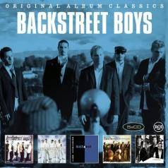 Backstreet Boys (Бекстрит бойс): Original Album Classics