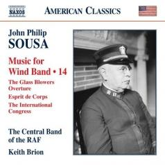 Central Band Of The Raf (Централ Банд Оф Раф): Music For Wind Band, Vol. 14