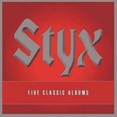 Styx (Стикс): Classic Albums