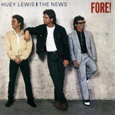 Huey Lewis & The News (Хьюи Льюис): Fore!