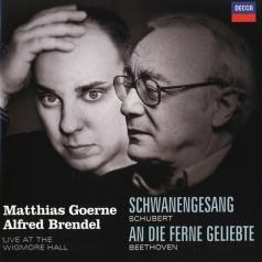 Alfred Brendel (Альфред Брендель): Schubert: Schwanengesang/Beethoven: An die Ferne G