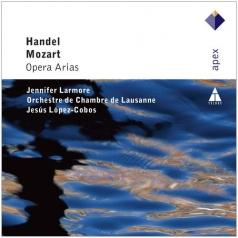 Jennifer Larmore (Дженнифер Лармор): Handel & Mozart Arias