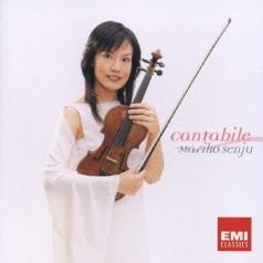 Mariko Senju: Cantabile