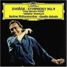 Claudio Abbado (Клаудио Аббадо): Dvorak: Symph.9 New World