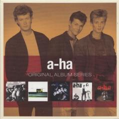 A-Ha (A-Хa): Original Album Series