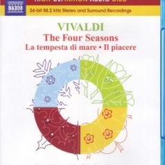 Antonio Vivaldi (Антонио Вивальди): Concertos Op.8, 1-6