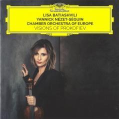 Lisa Batiashvili (Элизабет Батиашвили): Prokofiev: Violin Concertos