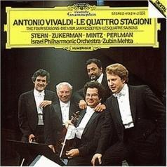 Isaac Stern (Исаак Стерн): Vivaldi: Le quattro stagioni