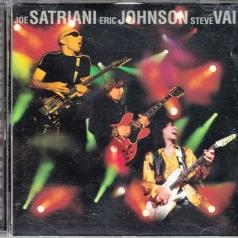 "Steve Vai"" Eric Johnson ""G3: Joe Satriani: G3 - Live In Concert"