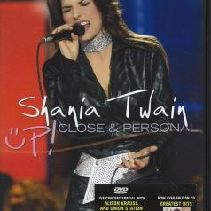 Shania Twain (Шанайя Твейн): Up Close And Personal