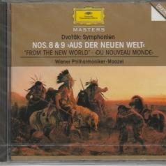 "Lorin Maazel (Лорин Маазель): Dvor?k: Symphonies Nos.8 & 9 ""From The New World"""
