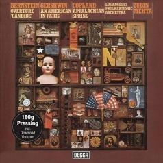 Zubin Mehta (Зубин Мета): Bernstein, Gershwin & Copland