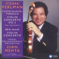 Itzhak Perlman (Ицхак Перлман): Violin Concertos - Perlman, Israel Philharmonic Orchestra / Mehta