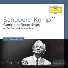 Wilhelm Kempff: Schubert Kempff