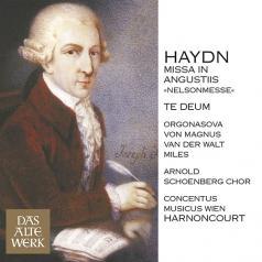 Nikolaus Harnoncourt (Николаус Арнонкур): Mass No.11 In D Minor, 'Missa In Angustiis' [Nelson Mass] & Te Deum (Daw 50)
