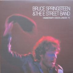 Bruce Springsteen (Брюс Спрингстин): Hammersmith Odeon, London '75