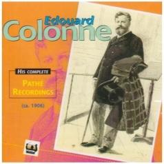 Edouard Colonne (Эдуар Колонн): Edouard Colonne