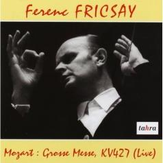 Mozart W.A./Great Mass In C Minor/Radio-Sinfonie-Orchester Berlin/Ferenc Fricsay