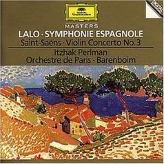 Itzhak Perlman (Ицхак Перлман): Lalo: Symphony espagnole Op.21