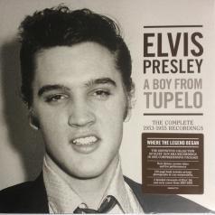 Elvis Presley (Элвис Пресли): A Boy From Tupelo – The Complete 1953-1955 Recordings
