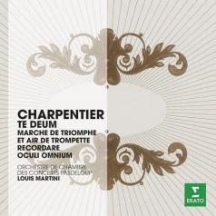 Louis Martini (Луи Мартини): Te Deum, Magnificat (First Release On Cd)