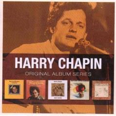 Harry Chapin (Гарри Чапин): Original Album Series