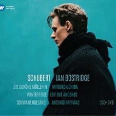Ian Bostridge (Иэн Бостридж): 3 Song Cycles: Mullerin, Winterreise & Schwanengesang