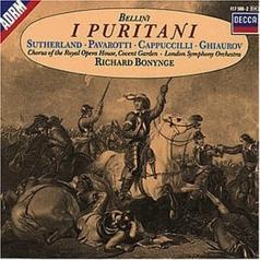 Joan Sutherland (Джоан Сазерленд): Bellini:I Puritani