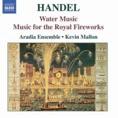 Kevin Mallon (Кевин Маллон): Water Music. Royal Fireworks Music