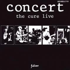 Cure (Зе Кьюр): Concert-The Cure Live