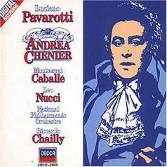 Luciano Pavarotti (Лучано Паваротти): Giordano: Andrea Chenier